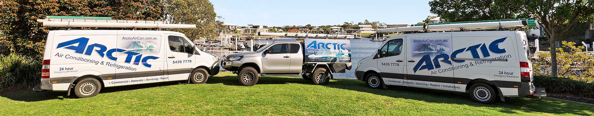 contact arctic air conditioning sunshine coast