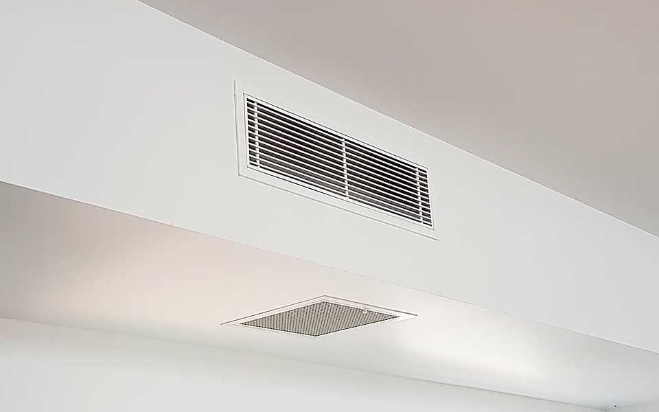 ducted air conditioning sunshine coast